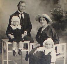 Familia Szwedowski de Korwin en el Uruguay