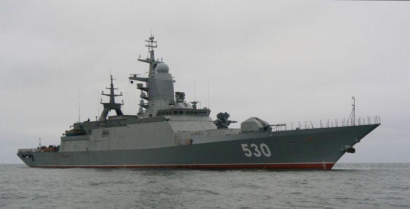 11 Barcos de Guerra Rusos harán maniobras cerca de Siria