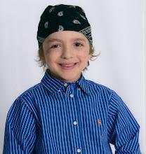 Frankie, Age 6
