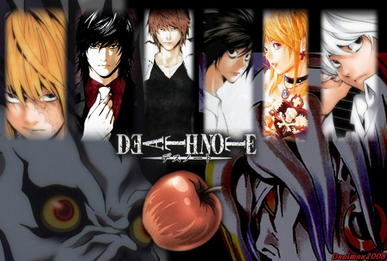 Death Note - Openings y Edings