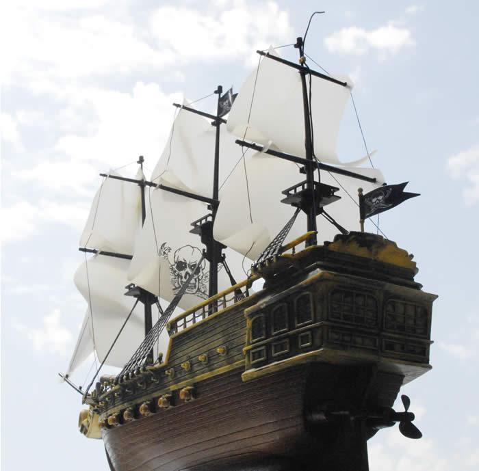 Mu Li Animation: Some sexy pirate ships