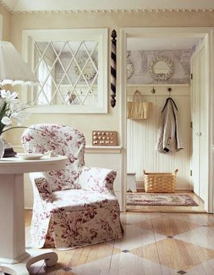 vintage simple: Interior Windows