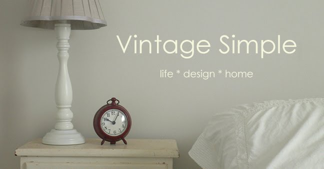 vintage simple