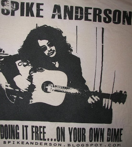 The Spike Anderson T-shirt