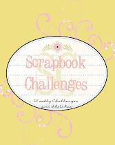 Scrapbook Challenges