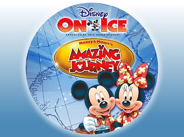Enter to Win 4 Disney On Ice Tickets!