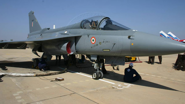 Tejas fighter jet : India's