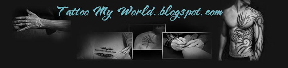 Tattoo My World - Photo Gallery for Tattoo Artists
