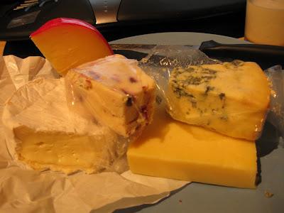 edam, brie, wensleydale, stilton, cheddar cheese