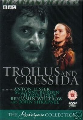 William Shakespeare. Troilus and Cressida.