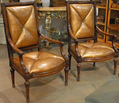 The buzz on antiques words of the day fauteuil and bergere
