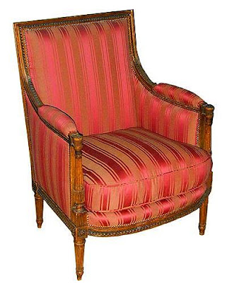 Here is a late 18th century directoire bergere pronounced direct twahr the directoire period in france was from 1793 1799 and in the neoclassical style