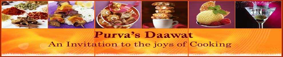 Purva&#39;s Daawat