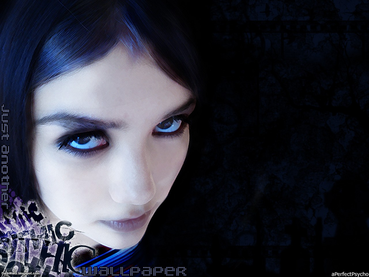 Just Another Gothic | Dark Wallpaper Download