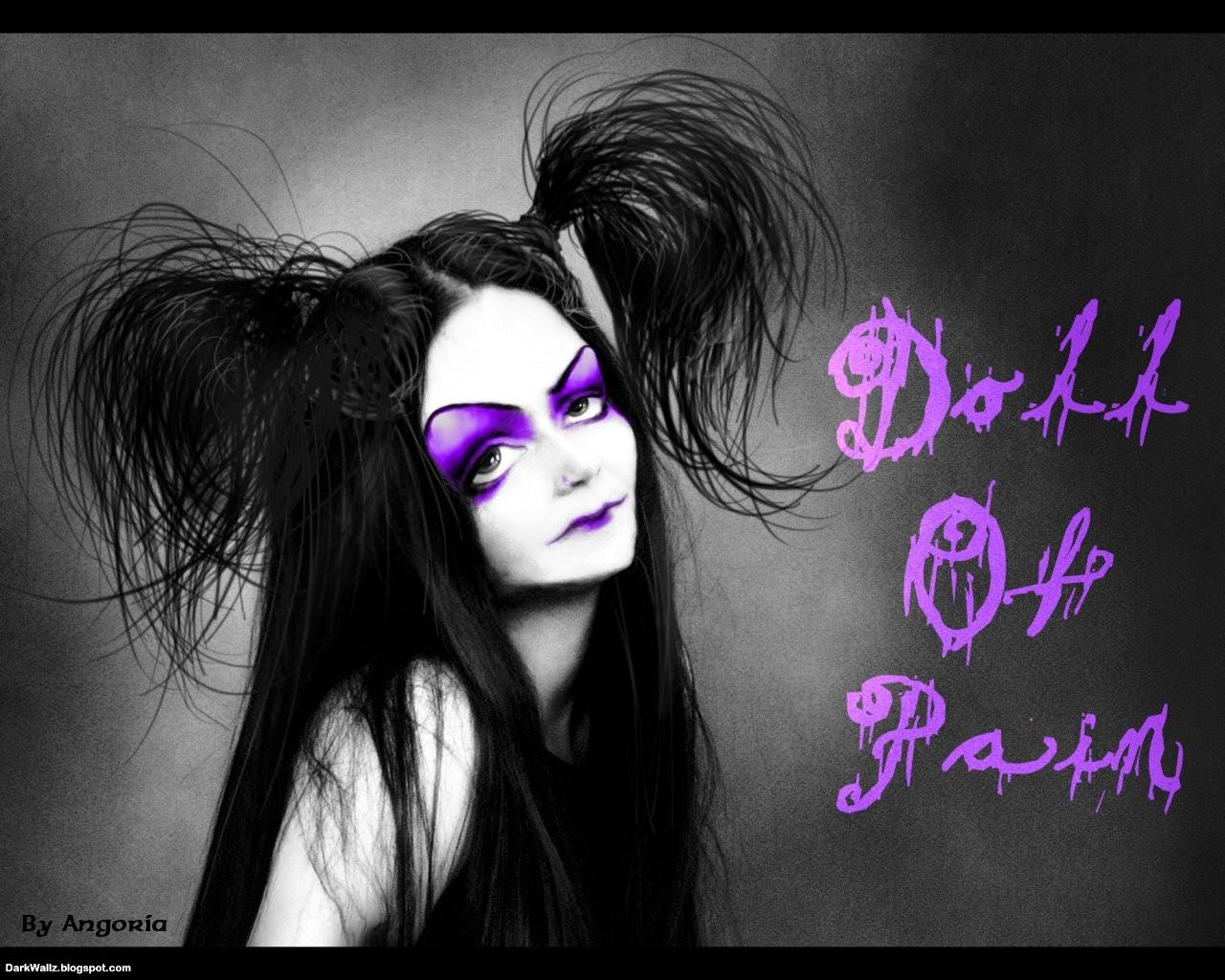 Doll Of Pain | Dark Wallpaper Download