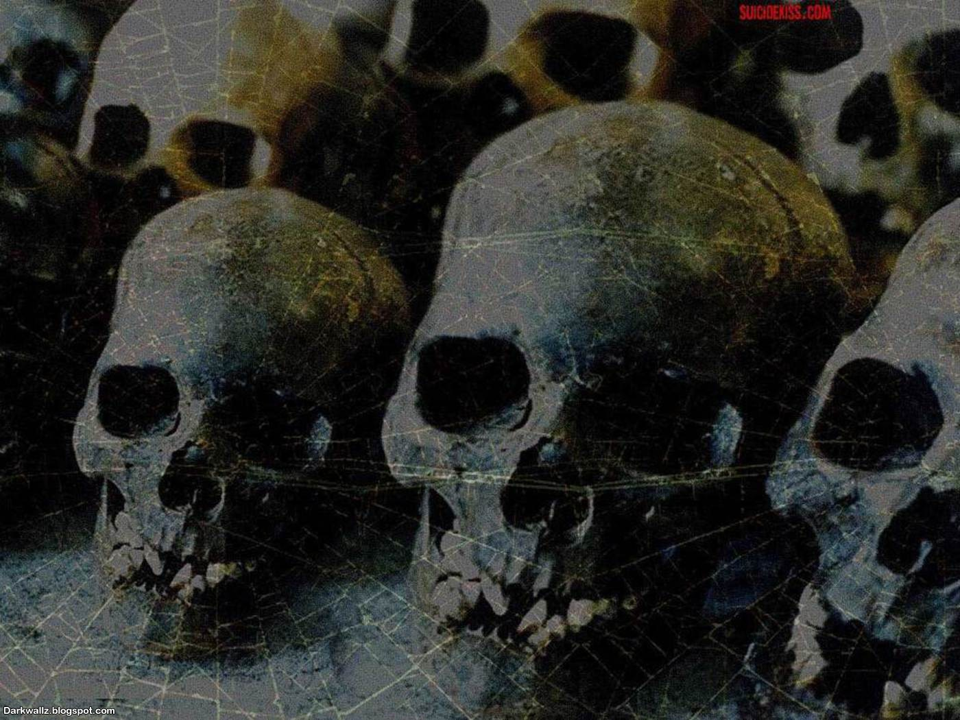 Skulls Wallpapers 69 | Dark Wallpaper Download