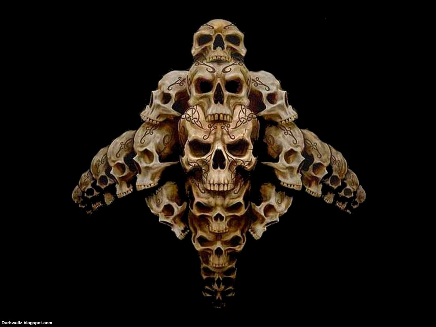 Skulls Wallpapers 64 | Dark Wallpaper Download