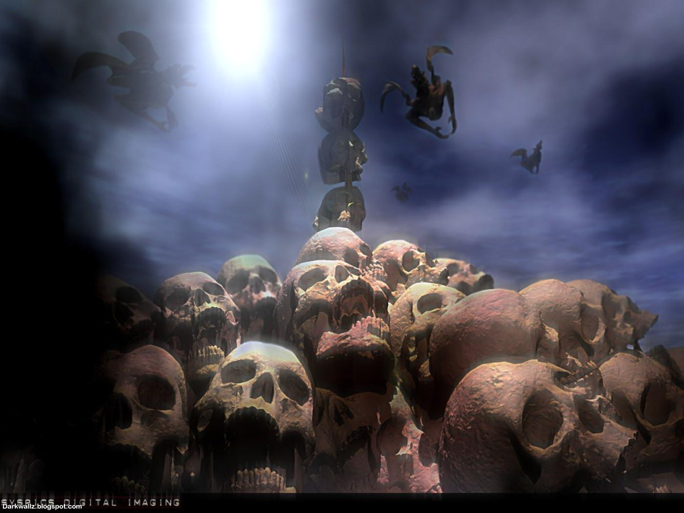 Skulls Wallpapers 62 | Dark Wallpaper Download