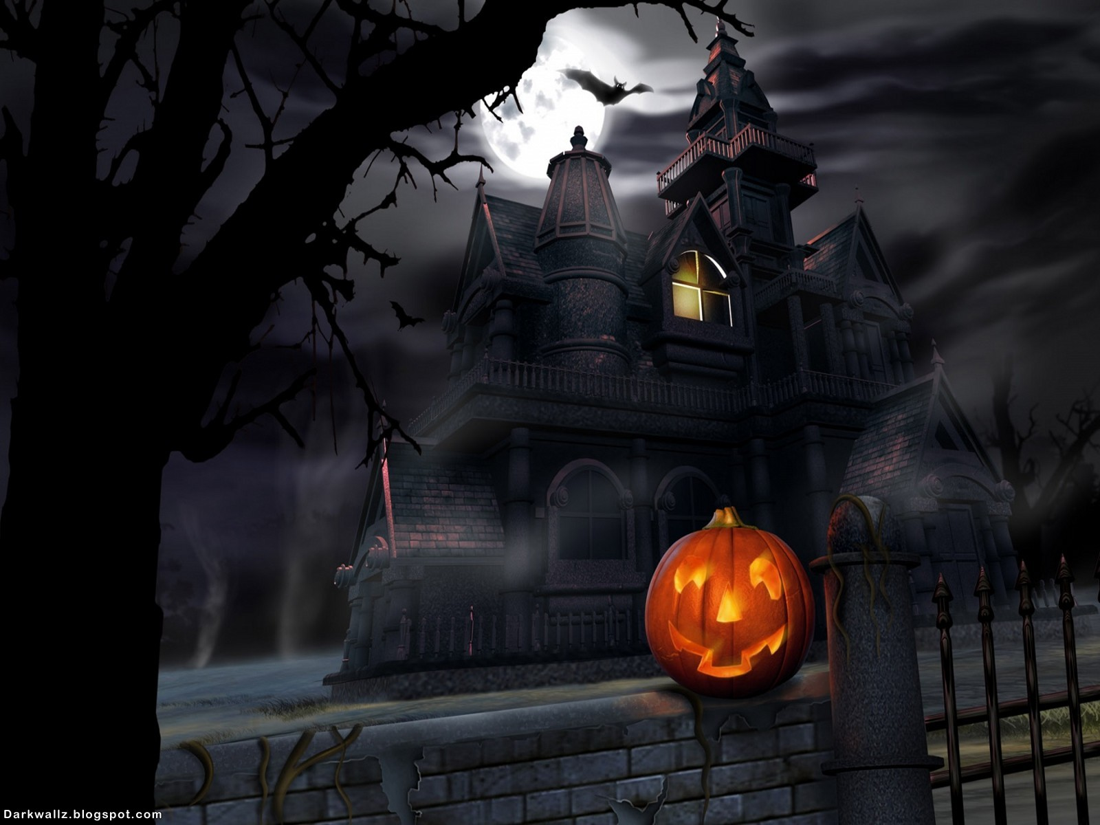 Halloween Wallpapers 117 | Dark Wallpaper Download