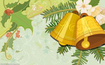 Christmas Bells HD Desktop Wallpapers
