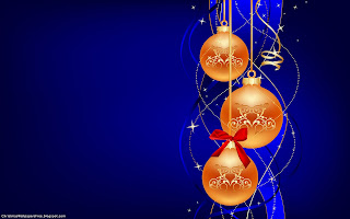 Christmas Ornaments HD Desktop Wallpapers