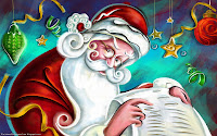 Christmas Santa Claus wallpapers