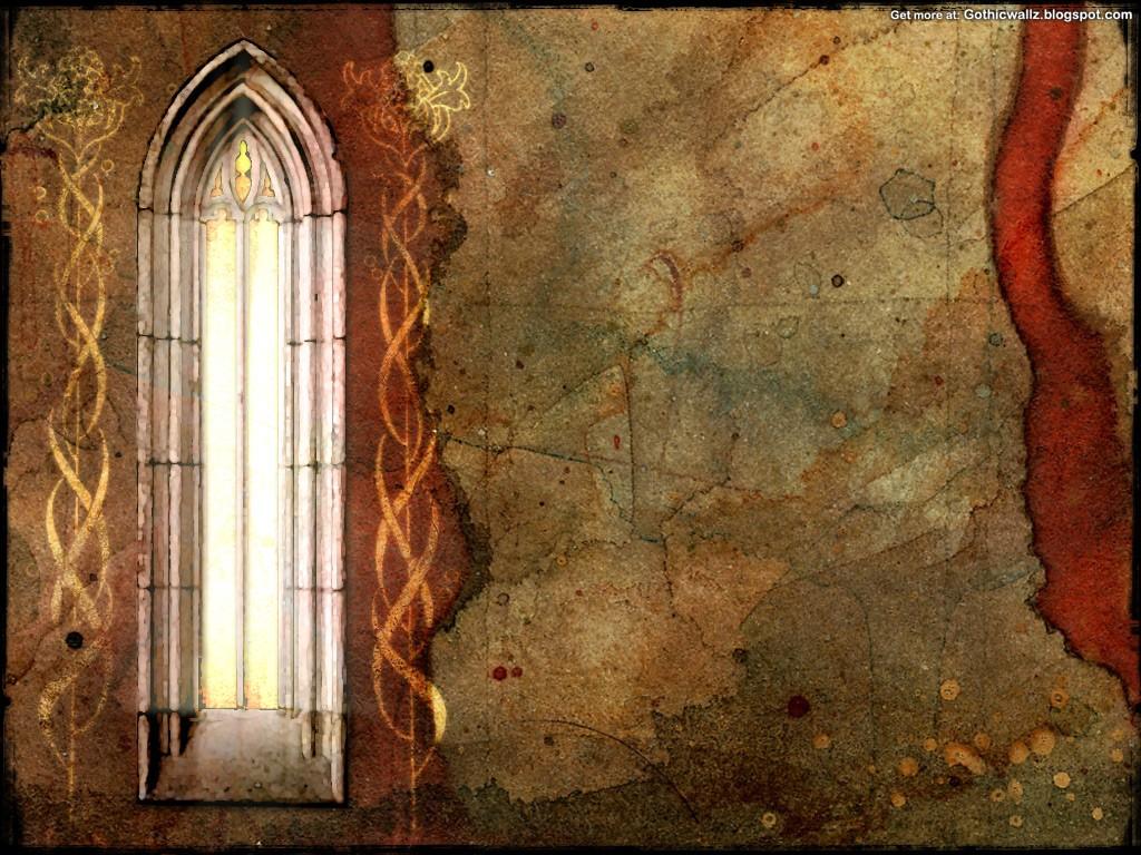 Gothic Wallpaper Preview: Prayer