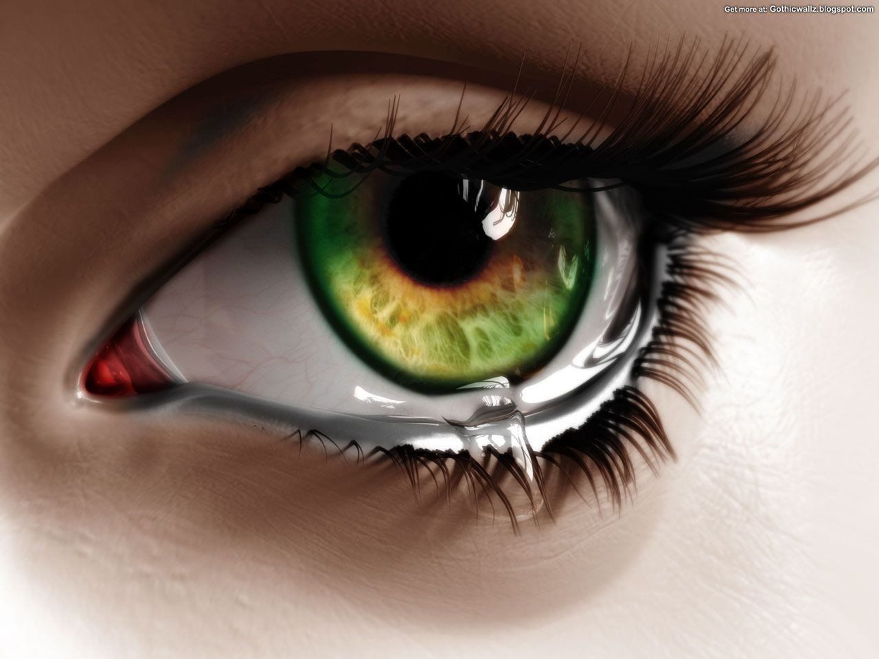 Gothic Wallpapers: The-Eye