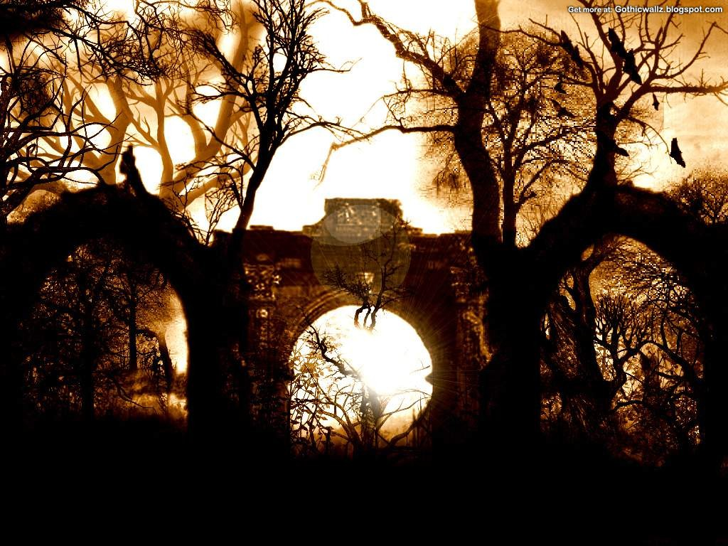 Gothic Wallpapers: The-forgotten-place