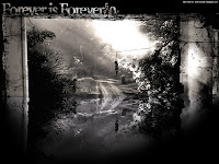 Forever is Forever Wallpaper | Gothic Wallpapers