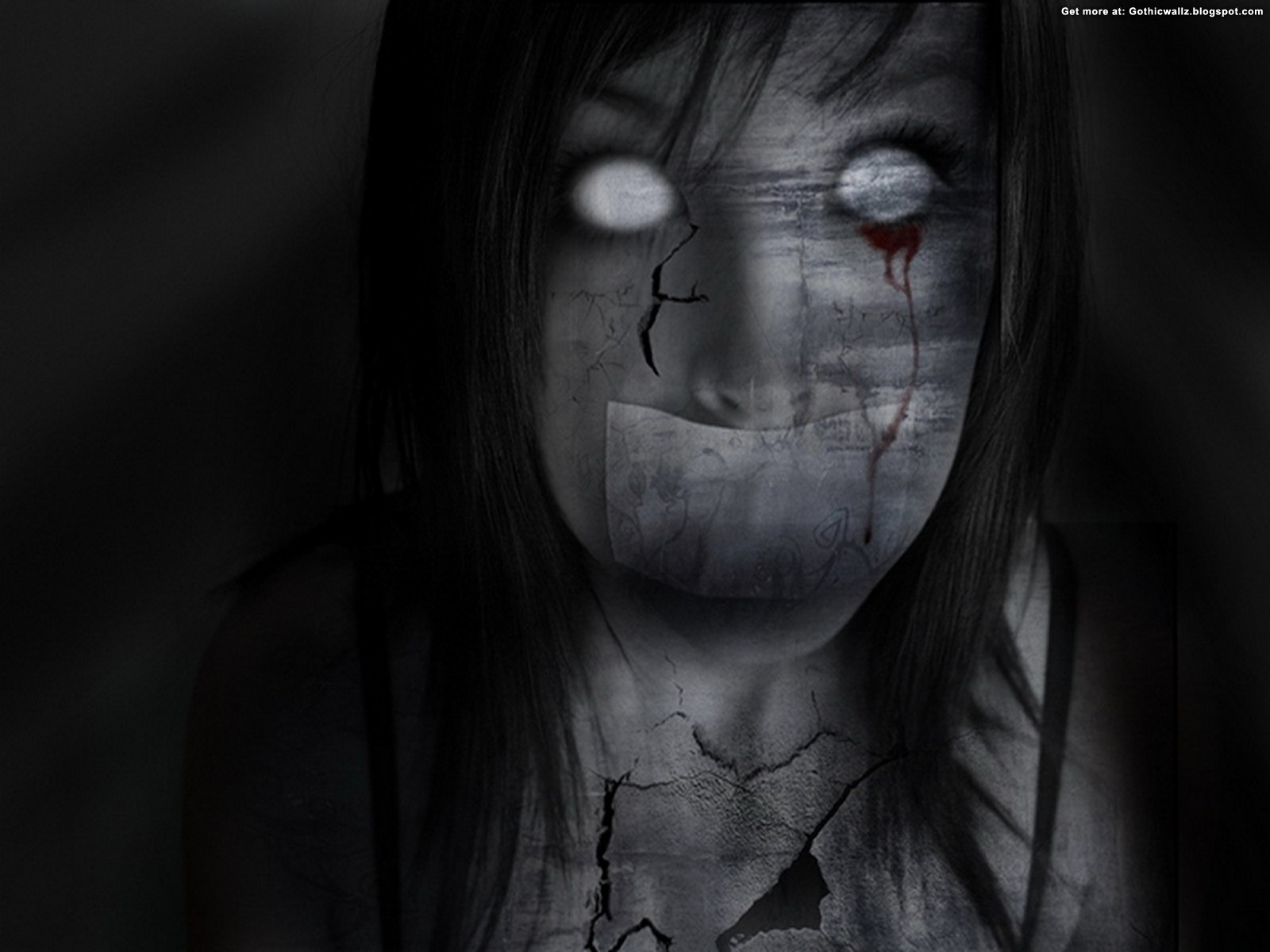 Melisenta | Gothic Wallpaper Download
