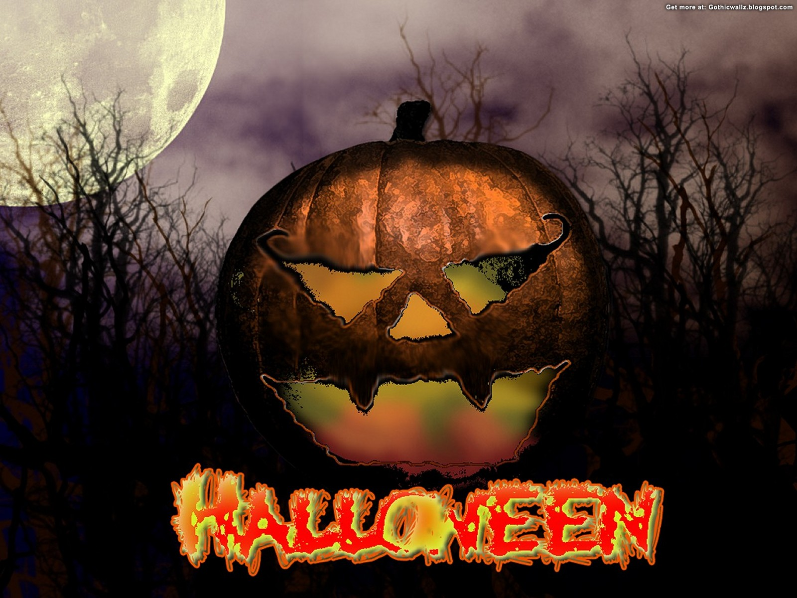 halloween | Gothic Wallpaper Download