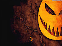 halloween pumpkin teeth | Dark Gothic Wallpapers
