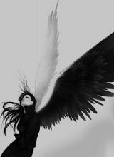 dark angel wallpapers