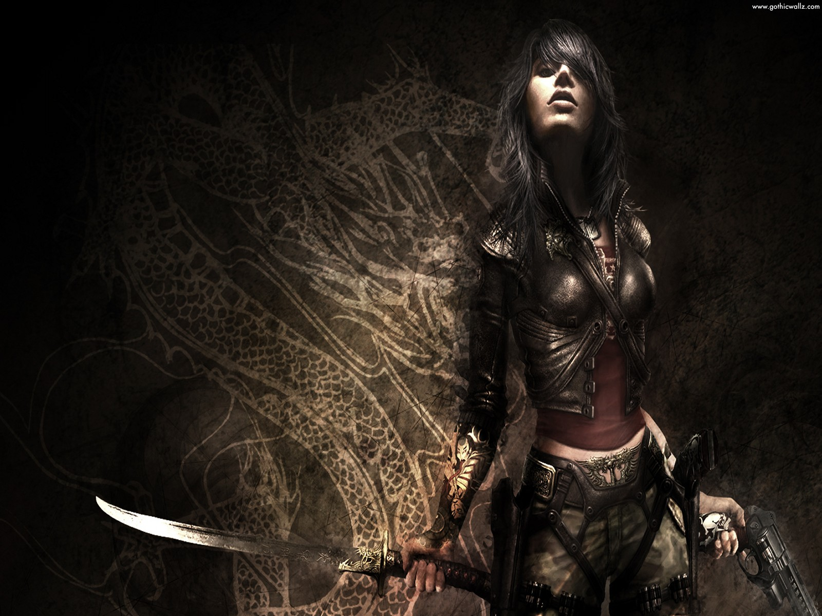 Dark Gothic Wallpaper Download