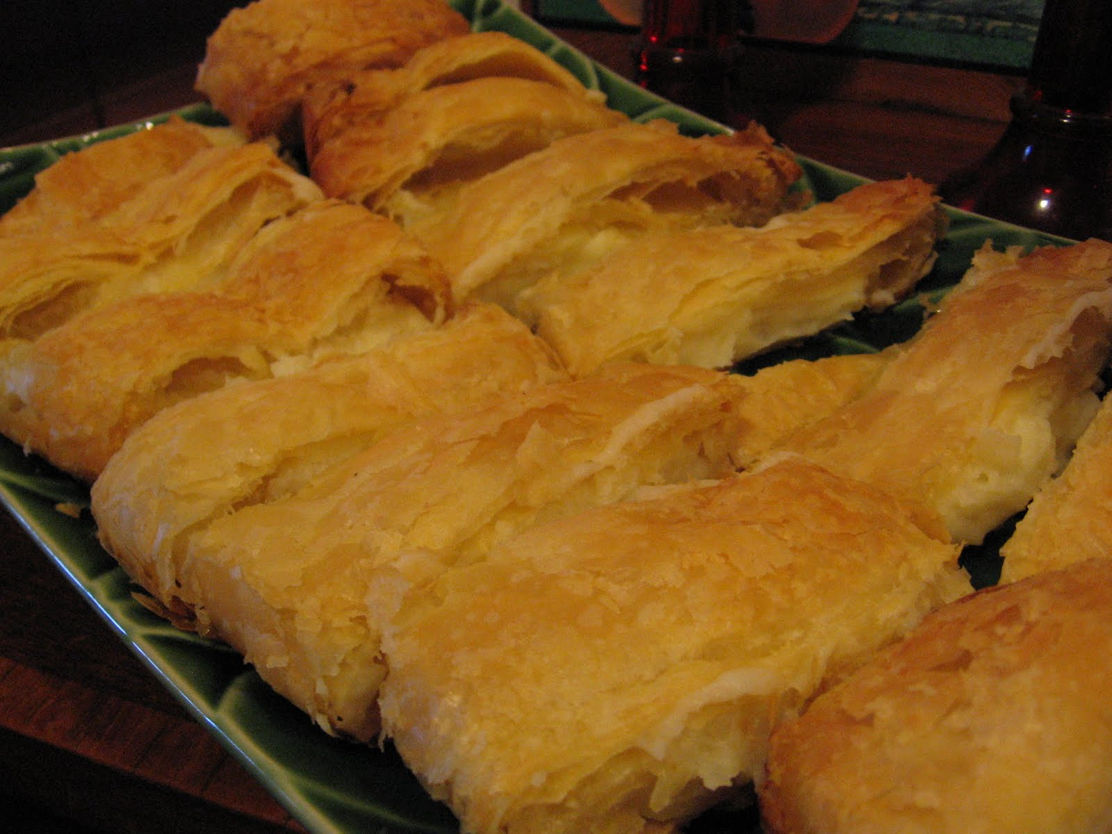Dairy Potato Knishes