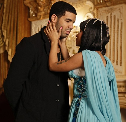 nicki minaj and drake wedding. is nicki minaj and drake