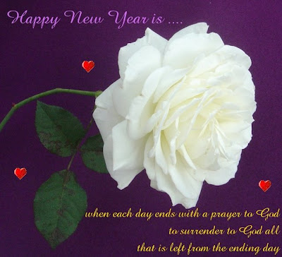 new year sms sayeri