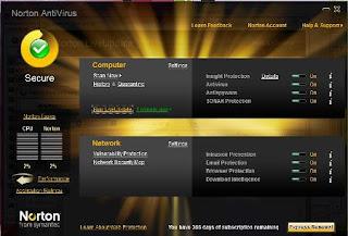 Norton Antivirus (2010) 122klqp