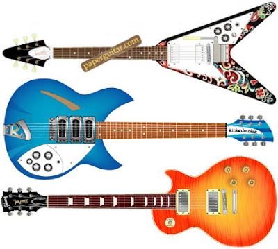 Baixar - Curso de Guitarra guitarra papel 5B1 5D