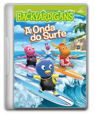 Backyardigans - A Onda do Surf - RMVB thrtgf