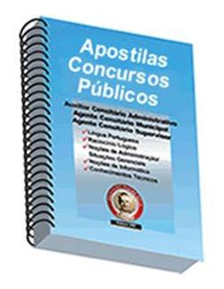 Apostilas Concursos Publicos+Manual do Desempregado ghgfg