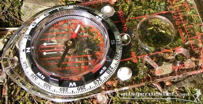 Suunto Kompass M-3DL Details