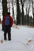 Mit dem Golite Ion im Schnee