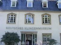 Messermacher Messe 2009 - Klingenmuseum