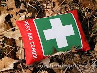 Outdoor Erste-Hilfe Notfall Set für den Rucksack