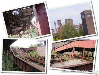 Zollverein - lostplace verdächtig