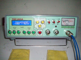 InwubumS Electric Stimulator &amp; TENS tipe TKF-003A