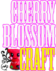 Cherryblossom Craft