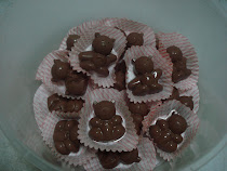 Teddy Bear Chocolate